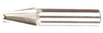焊刃式钨钢斜度刀
